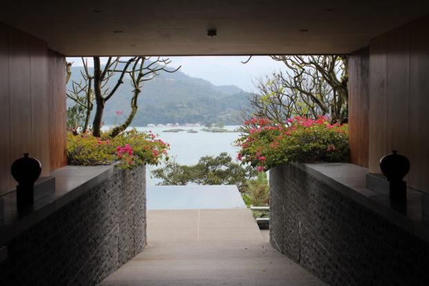 The Lalu, Sun Moon Lake, Taiwan.