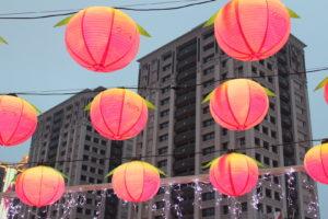 Lantern Festival ( Yuánxiāojié), Taoyuan. Photo: Kate Hennessy